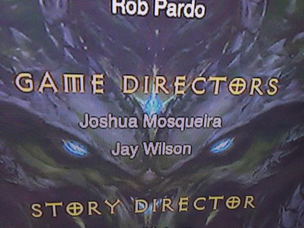 Diablo 3 console version game director